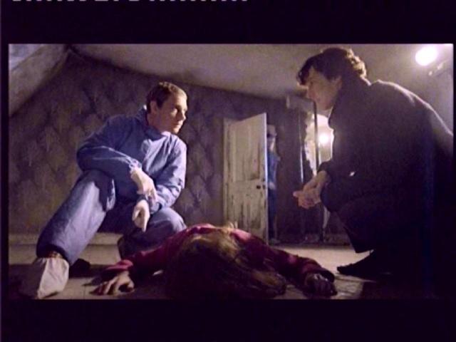 Insp. Lestrade (Rupert Graves)