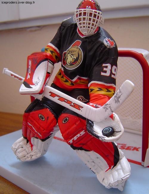 Dominik Hasek - Senators Ottawa - McFarlane NHL hockey sur glace