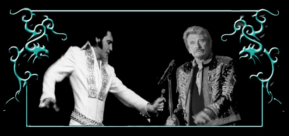 ELVIS ET JOHNNY