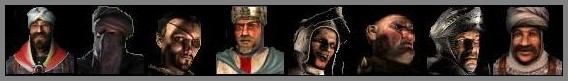 Nouveaux Persos Stronghold crusader
