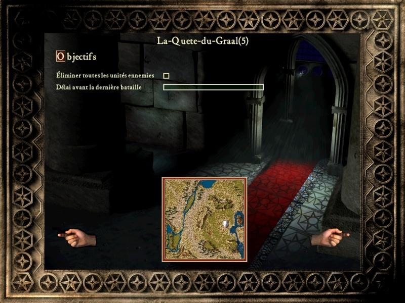Le Graal map 5