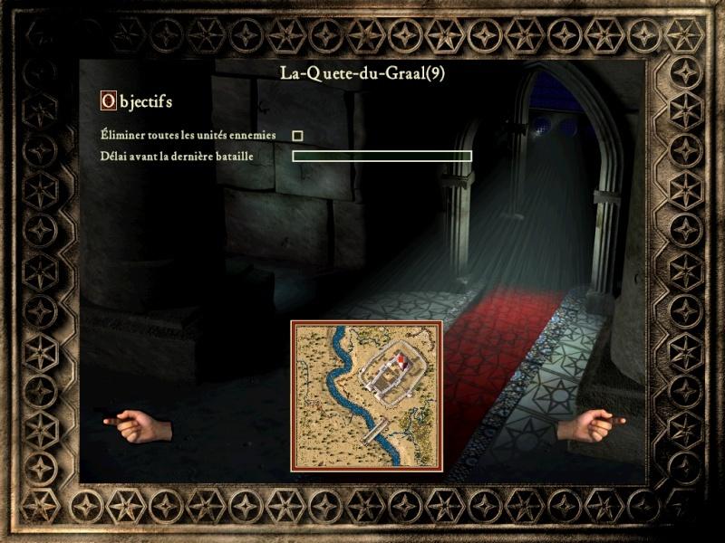 Le Graal map 9