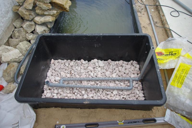 Nano bassin for Bac pour bassin poisson