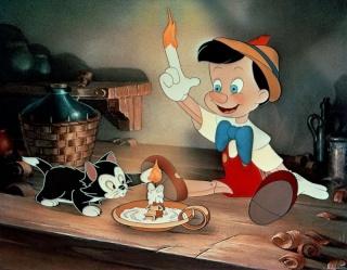 Pinocchio film 1940 - Poisson pinocchio ...