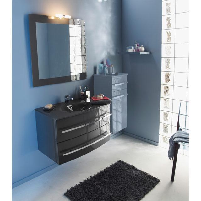 Meuble salle de bain castorama 90 cm for Neon salle de bain castorama