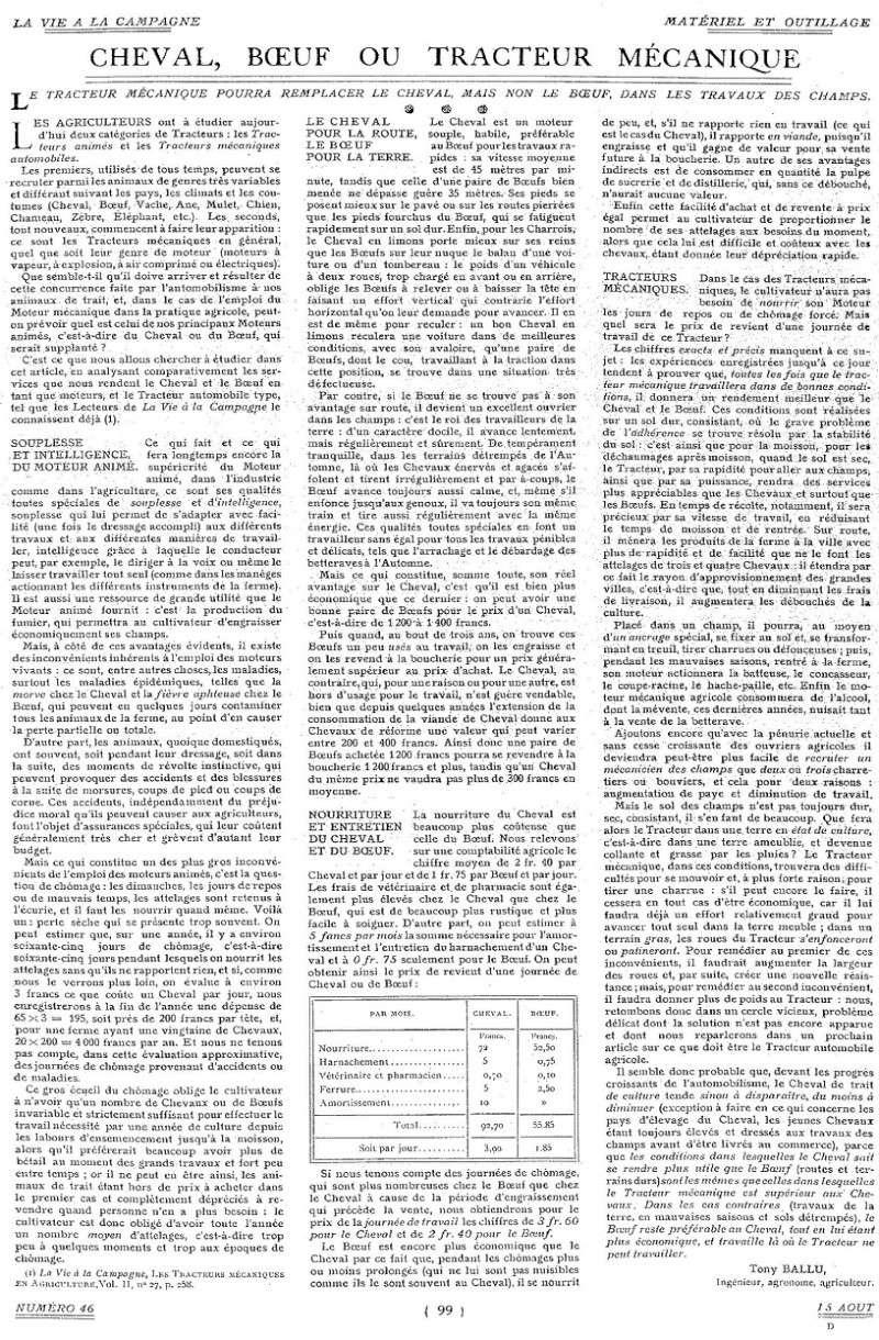 L 39 histoire du tracteur de 1907 nos jours - Histoire du tracteur ...