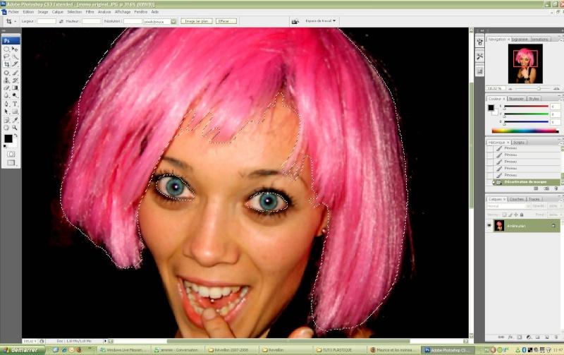 La cote masel pour les cheveux les rappels