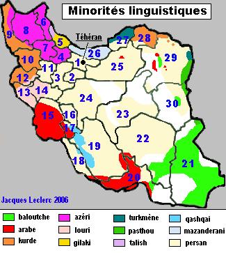 iran ethnies