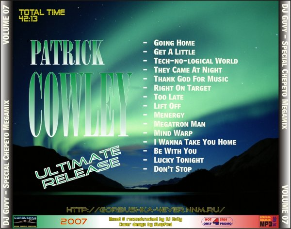 Special Chepeto Mix - volume 07 (Patrick Cowley release)