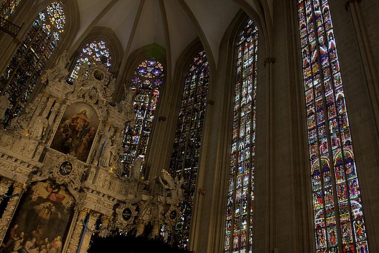Foyer De L Art Gothique : L architecture gothique