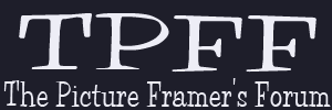 The Picture Framers Forum