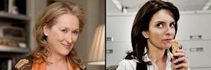 Meryl Streep Tina Fey