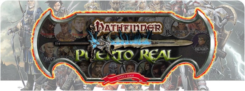 Pathfinder en Puerto Real
