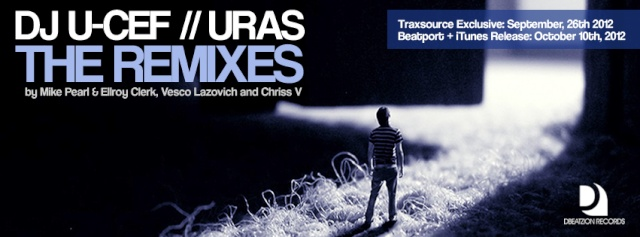 Dj U-Cef - Uras (The Remixes)