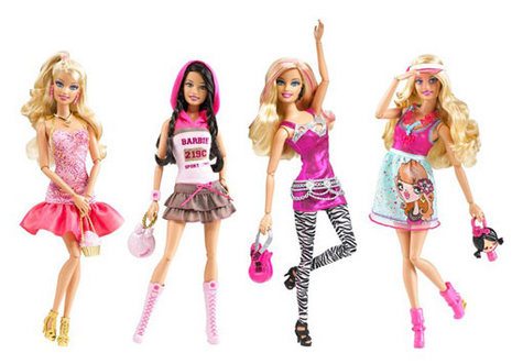 Fashionista on Barbie Fashionistas     Ohmydollz   Le Jeu Des Dolls  Doll  Dollz