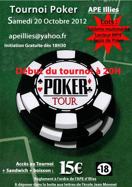 Poker tournois gratuit slot machine repair orange county california