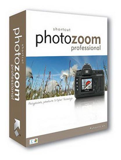 Вышла новая версия PhotoZoom Professional - программа является лучшей из им