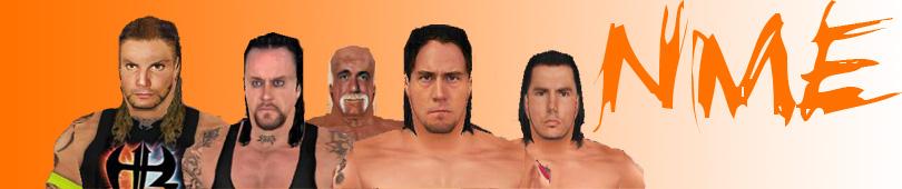 WWF No Mercy Evolution