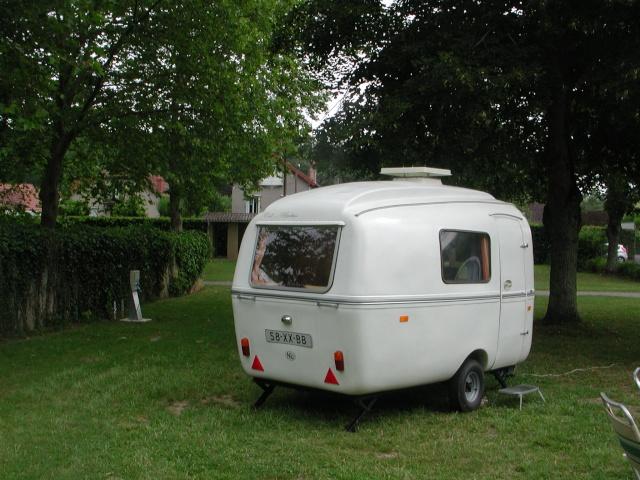 Vieilles Caravanes Collection Forum