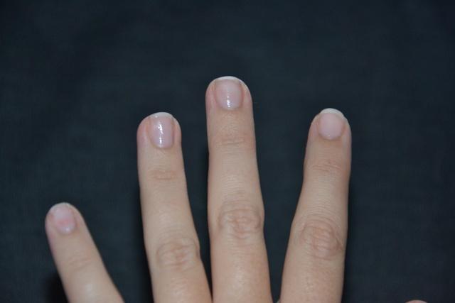 faux ongles qui ne tiennent pas