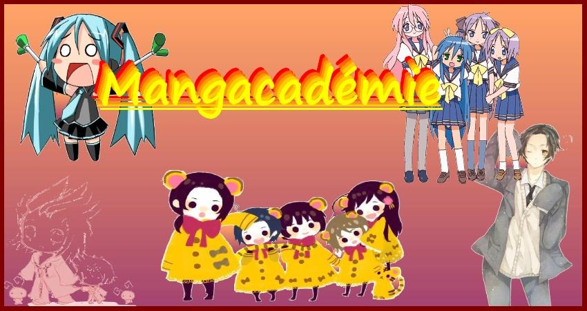 la chère manga academy