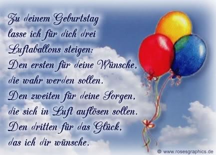 Gluckwunsch Zum Geburtstag Zum 18 Wunsche Fur Geburtstag
