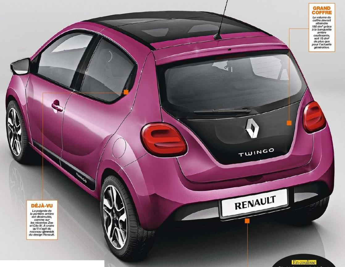 renault twingo iii. Black Bedroom Furniture Sets. Home Design Ideas