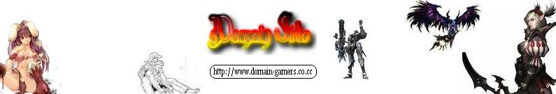 Gamers Domain Site