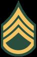 Sargento de primera clase