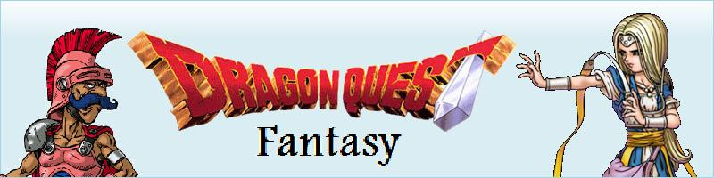 Dragon quest fantasy
