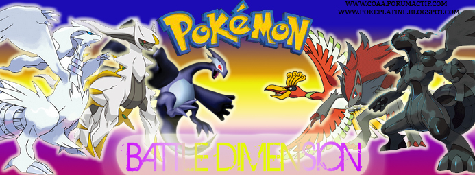 Le Forum Pokémon - Bienvenue a Unys!