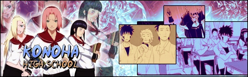 naruto high school