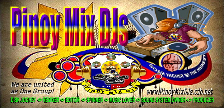 JOIN US IN PINOY MIX DJS