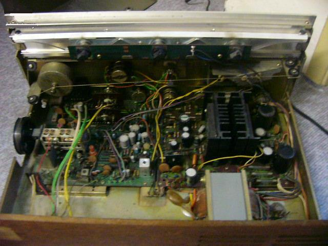 on vintage pioneer stereo receiver