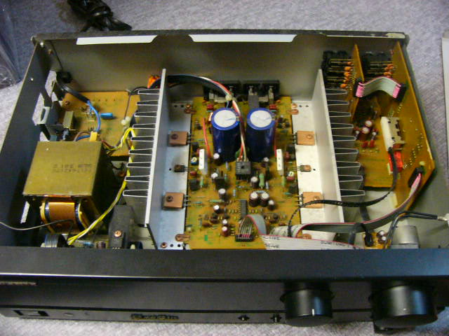 Marantz Pm55se Integrated Amp Used Sold