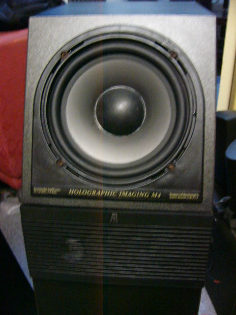 Acoustic Research Holographic Imaging M4 Used Sold