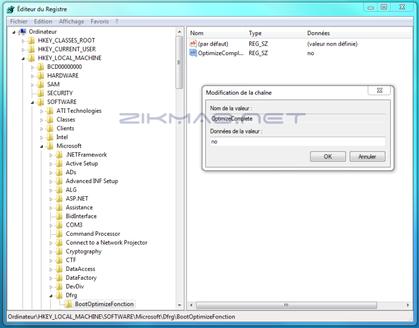 Optimize complete Windows 7