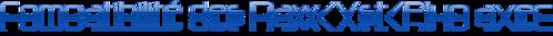 Compatibilité des Daws / Vst / plug 32/64 Bits