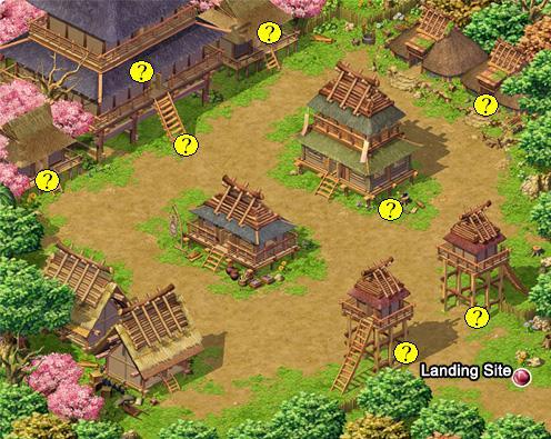 Yamataikoku Maps