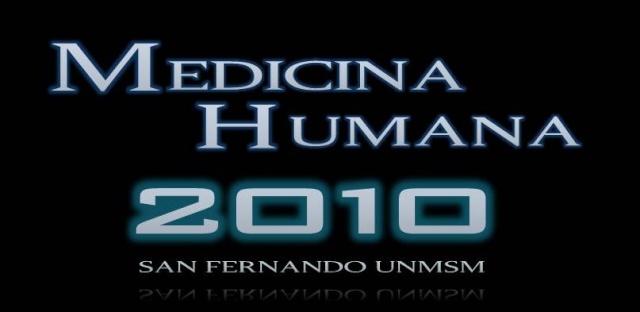 Promoción Ingresante Medicina Humana 2010