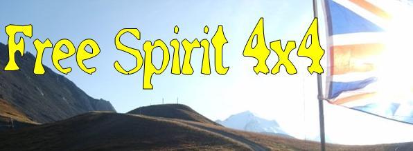 Free Spirit 4x4