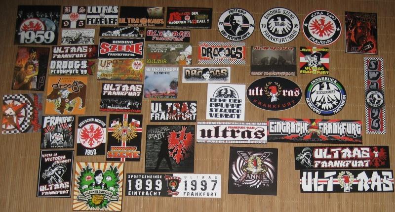 [TRADE/SELL] Stickers, scarfs, ultras stuff... (Ultras ...