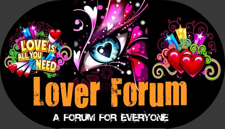 Lover Forum
