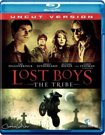 Lost Boys: The Tribe (2008) 480p BluRay x264-DMZ