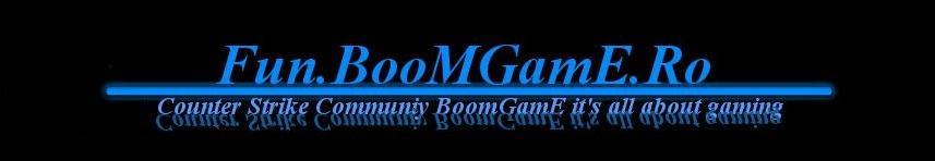 Bun venit pe BooMGamE.Ro !!!