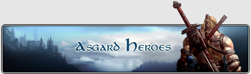 Asgard Heroes