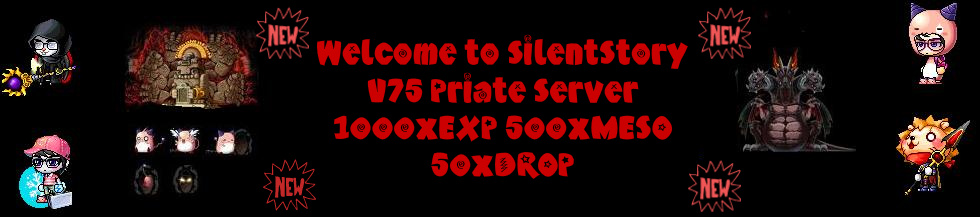 This is the forums for Silentstory. V75 Private server.