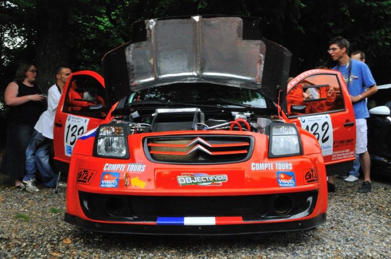 Rasso DS3 le 10 juillet, au chateau de Breteuil, Yvelines - Page : 3 - Actualité auto - FORUM Auto Journal