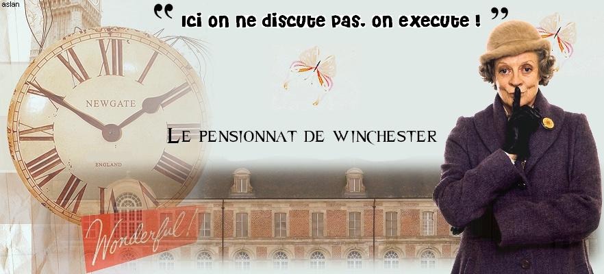 Le Pensionnat de Winchester