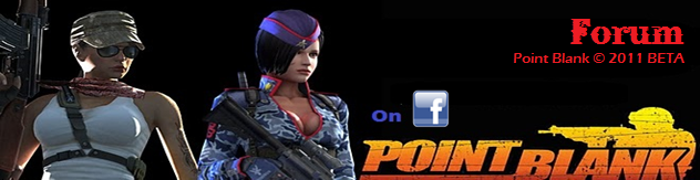 Point Blank on Facebook Forum